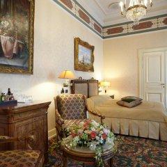 Талион Империал Отель 5* Улучшенный номер с различными типами кроватей фото 5