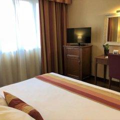 Отель Cicerone 4* Стандартный номер с различными типами кроватей