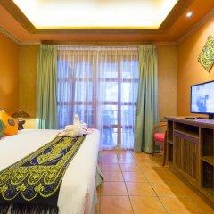 Отель Royal Phawadee Village 4* Номер Делюкс фото 2