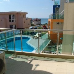 Отель Bilyana Sun Homes бассейн фото 2