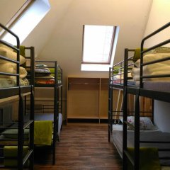 Хостел Кислород O2 Home Кровать в общем номере фото 29