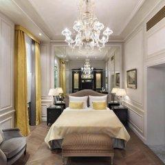 Hotel Sacher 5* Номер Делюкс с двуспальной кроватью фото 2