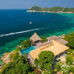 Отель Cape Shark Pool Villas 4* Вилла с различными типами кроватей фото 13