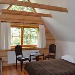 Отель Willa Schodnica Закопане удобства в номере фото 2