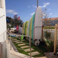 Alex Surf Hostel балкон
