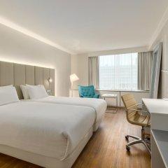 Отель NH Utrecht 4* Стандартный номер с различными типами кроватей