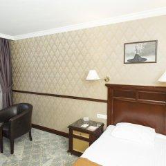 Topkapi Inter Istanbul Hotel 4* Стандартный номер с различными типами кроватей фото 25