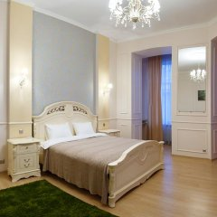 Апартаменты Apartments on Sumskaya Улучшенные апартаменты с различными типами кроватей фото 10