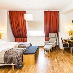 Отель Hotell Bondeheimen 3* Стандартный номер с различными типами кроватей фото 4