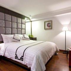 Church Boutique Hotel Hang Trong 3* Стандартный номер разные типы кроватей фото 2