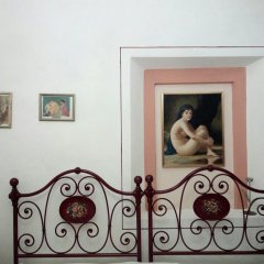 Отель B&B La Cantonella Монтеварчи интерьер отеля