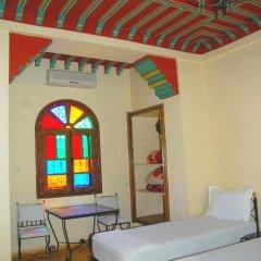 Отель Residence Miramare Marrakech 2* Стандартный номер с различными типами кроватей фото 20