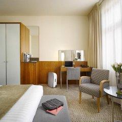 K+K Hotel Central Prague 4* Стандартный номер с двуспальной кроватью фото 4