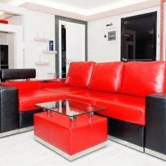 Апартаменты VIP Apartments в центре комната для гостей фото 4