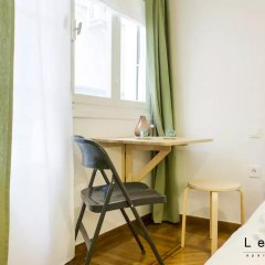 Апартаменты Lekka 10 Apartments удобства в номере фото 2
