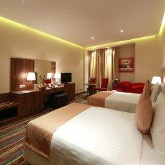 Al Khaleej Plaza Hotel 4* Стандартный номер с различными типами кроватей фото 3