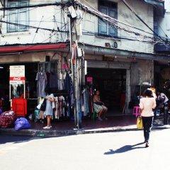 Отель Tkt's Row House Бангкок городской автобус