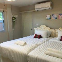 Отель Wanmai Herb Garden 3* Стандартный номер с 2 отдельными кроватями фото 4