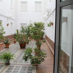 Hotel Peña de Arcos балкон