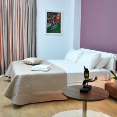 Golden City Hotel 4* Номер Делюкс с различными типами кроватей фото 6