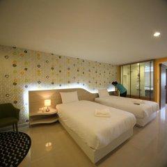 Апартаменты Trebel Service Apartment Pattaya Апартаменты фото 5