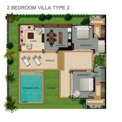 Отель Alanta Villa 4* Вилла с различными типами кроватей фото 8