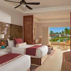 Отель Secrets Royal Beach Punta Cana 4* Полулюкс с различными типами кроватей