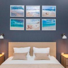 Мини-Отель Брусника Полежаевская Стандартный номер с различными типами кроватей фото 9