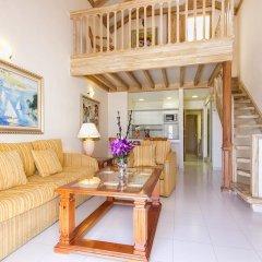 Отель Sands Beach Resort 4* Стандартный семейный номер с двуспальной кроватью фото 2