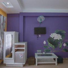 Отель Minh Thanh 2 2* Стандартный номер фото 11