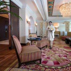 Отель Atlantis The Palm 5* Президентский люкс с двуспальной кроватью фото 25