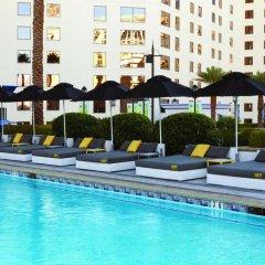 Отель Planet Hollywood Resort & Casino 4* Семейный номер Делюкс с двуспальной кроватью фото 3