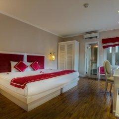 Calypso Premier Hotel 3* Улучшенный номер разные типы кроватей фото 3
