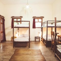 Somewhere Nice - Hostel Кровать в общем номере с двухъярусной кроватью фото 2