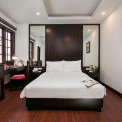 Quoc Hoa Premier Hotel 4* Улучшенный номер разные типы кроватей фото 5