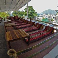 Отель Neptune Hostel Таиланд, Мэй-Хаад-Бэй - отзывы, цены и фото номеров - забронировать отель Neptune Hostel онлайн балкон