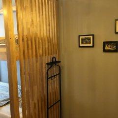 Hostel Zeleniy Dom сейф в номере