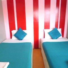 Отель Sawasdee Smile Inn Hotel Таиланд, Бангкок - отзывы, цены и фото номеров - забронировать отель Sawasdee Smile Inn Hotel онлайн комната для гостей фото 5