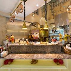 Al Khaleej Plaza Hotel питание фото 3