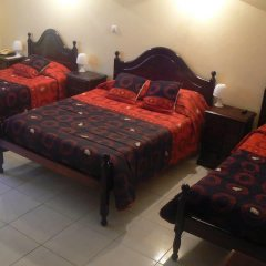 Отель Hospedaria JSF 2* Стандартный номер с различными типами кроватей