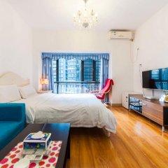 Апартаменты Shenzhen Grace Apartment Апартаменты с различными типами кроватей фото 13