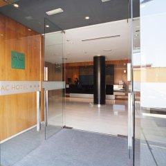 AC Hotel La Linea by Marriott парковка