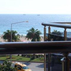 Отель Kleopatra Ikiz Otel балкон
