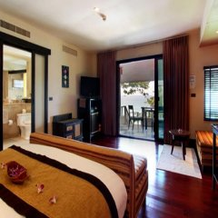 Отель Andaman White Beach Resort 4* Номер Делюкс с различными типами кроватей фото 9