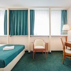Hotel Central 3* Номер Комфорт с разными типами кроватей фото 6
