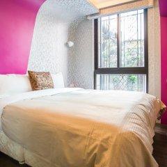 Lio Hotel Ximen 3* Стандартный номер с различными типами кроватей фото 5