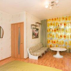 Апартаменты Apartment on Blyukhera Апартаменты с различными типами кроватей фото 13