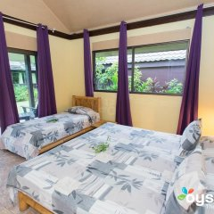 Отель Kaveka Французская Полинезия, Папеэте - отзывы, цены и фото номеров - забронировать отель Kaveka онлайн комната для гостей фото 4