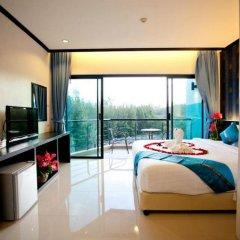 Kata Green Beach Hotel 3* Улучшенный номер с различными типами кроватей фото 9