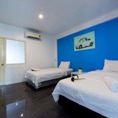 Varinda Hostel Стандартный номер 2 отдельные кровати